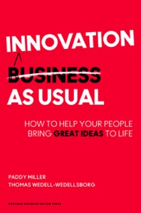 Innovation as Usual cover